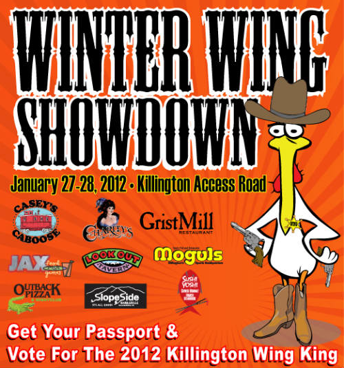 Winter Wing Showdown 2012 (Killington, VT)