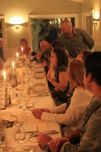 Red Clover Inn :: Wine Dinner :: Vermont