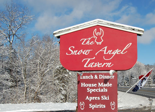 Chef Lance Richard :: The Snow Angel Tavern :: Mendon, VT