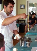 Chef Dennis Vieira